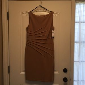 David Meister sleeveless dress. Brand New!